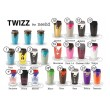 Neolid TWIZZ thermo beker