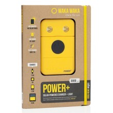WakaWaka Power plus solar light power bank and usb charger
