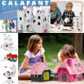 CALAFANT | kartonnen bouwpakketten | formaat 3