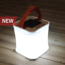 LuminAID PackLite 12 solar lamp