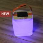 LuminAID PackLite Spectra  solar lamp