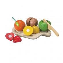 Plantoys- fruit assortiment set