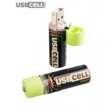 USBCELL AA Batterijen