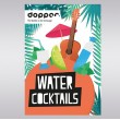 De Dopper Watercocktail boek